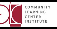 Community Learning Center Institute